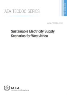 Sustainable Electricity Supply Scenarios for West Africa, Paperback / softback Book