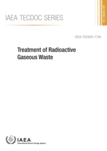 Treatment of radioactive gaseous waste, Mixed media product Book
