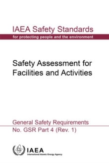Safety Assessment for Facilities and Activities : General Safety Requirements, Paperback / softback Book
