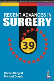 Taylor's Recent Advances in Surgery 39, Paperback / softback Book