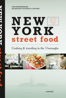 New York Street Food, Paperback / softback Book