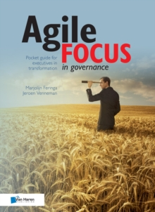 AGILE FOCUS IN GOVERNANCE, Paperback Book