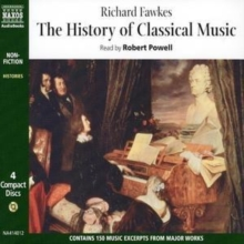 The History of Classical Music, CD-Audio Book