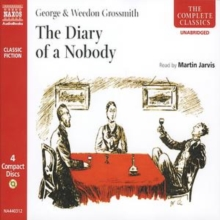 The Diary of a Nobody, CD-Audio Book