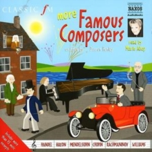 More Famous Composers : v. 2, CD-Audio Book