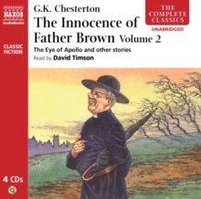 The Innocence of Father Brown : v. 2, CD-Audio Book