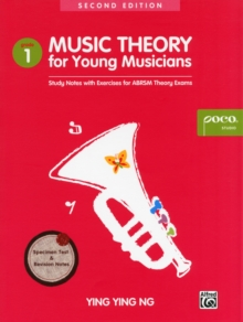 Music Theory For Young Musicians : Grade 1, Book Book