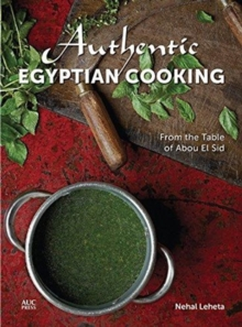 AUTHENTIC EGYPTIAN COOKING, Paperback Book