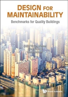 Design For Maintainability: Benchmarks For Quality Buildings, Paperback / softback Book