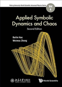 Applied Symbolic Dynamics And Chaos, Hardback Book