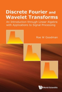 Discrete Fourier And Wavelet Transforms: An Introduction Through Linear Algebra With Applications To Signal Processing, Paperback / softback Book