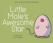 Little Mole's Awesome Star, Hardback Book
